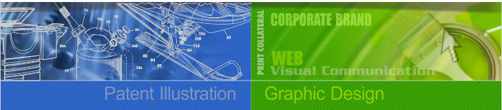 Patent Illustration and Graphic Design Services